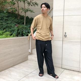 編集部 柳田がセレクト!意外と知らない!ユニセックスで着たいメンズブランドTシャツ・BEST3