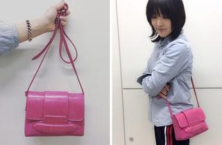 春はピンクがキーカラーです by室井由美子