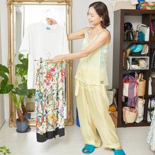 【断捨離】チャリティフリマで100着完売して見えてきた、必要な服の基準とは?