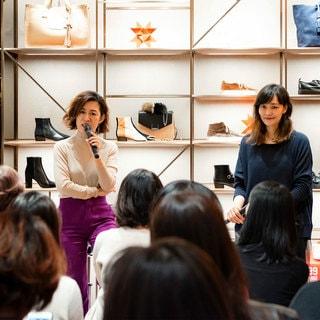どんな服にも場にも合う万能な一足とは? 大草ディレクター流・靴選びの法則をイベントで披露![PR]
