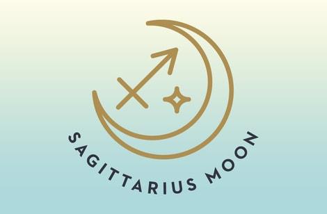 月星座が射手座の人