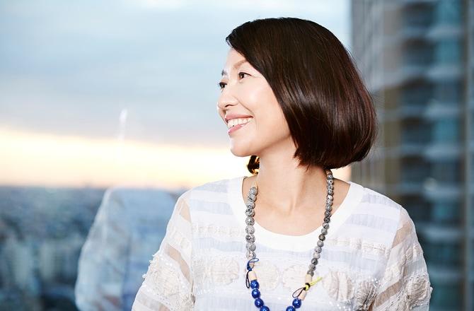沖縄で暮らす羽田美智子