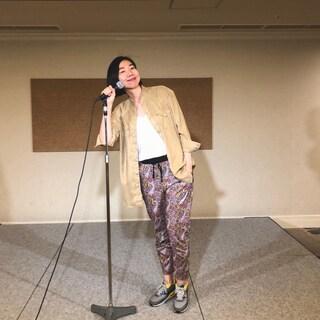 梅雨の時期は、『派手!!!』ボトムスで  by大森葉子