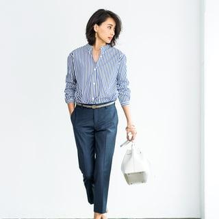 Vol.1ミモレ世代のリアルスナップから見えてきた!春に買いたい仕事服はコレ! by望月律子