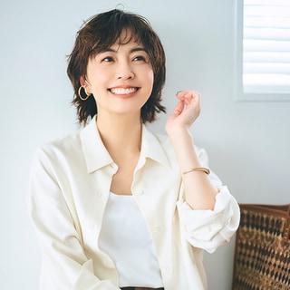 【2020秋冬髪型】襟足長めのフェミニンな「ショートボブ」がトレンド!