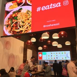 """未来型レストラン """"Eatsa"""""""