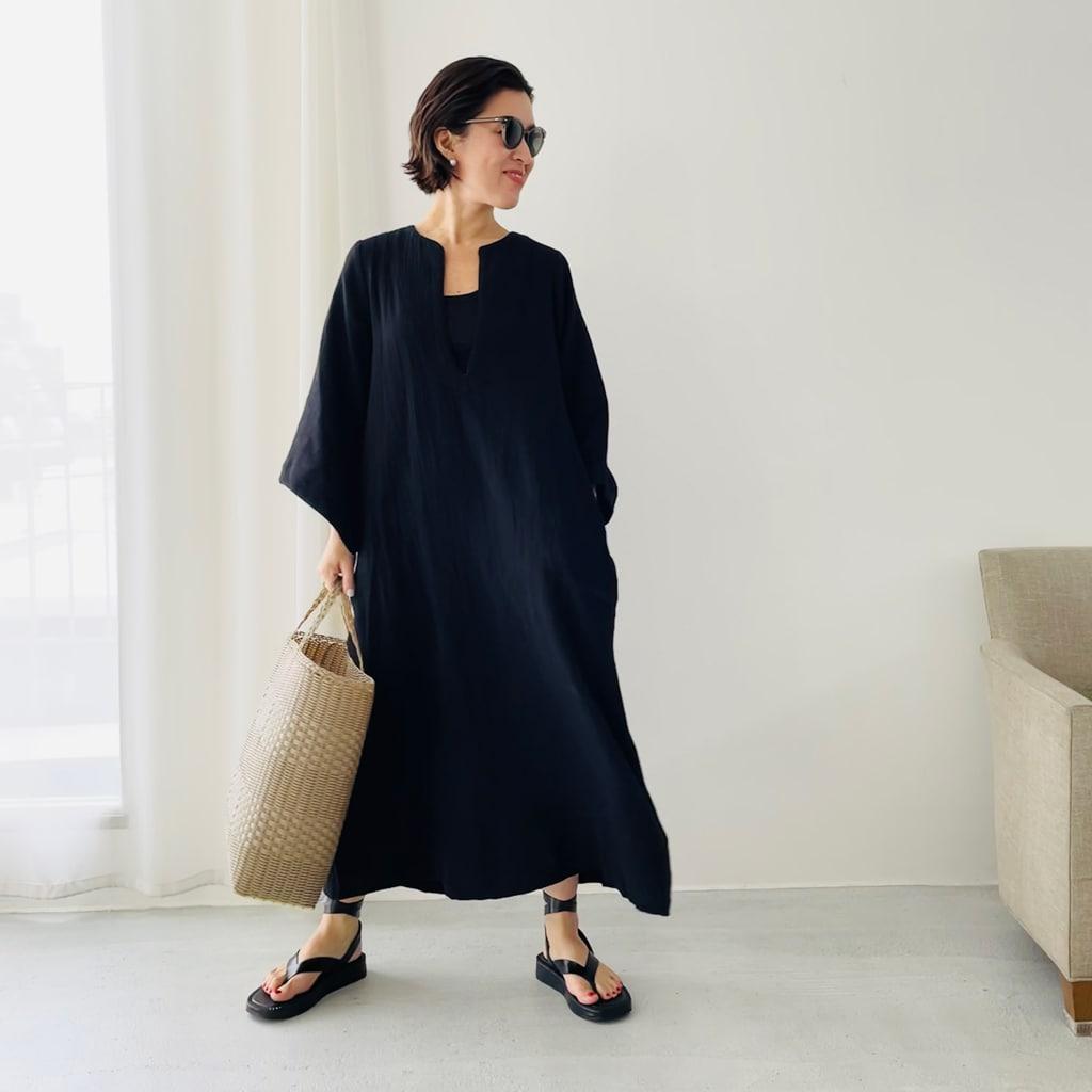 「甘い黒」という、新しいドレスコードに夢中です