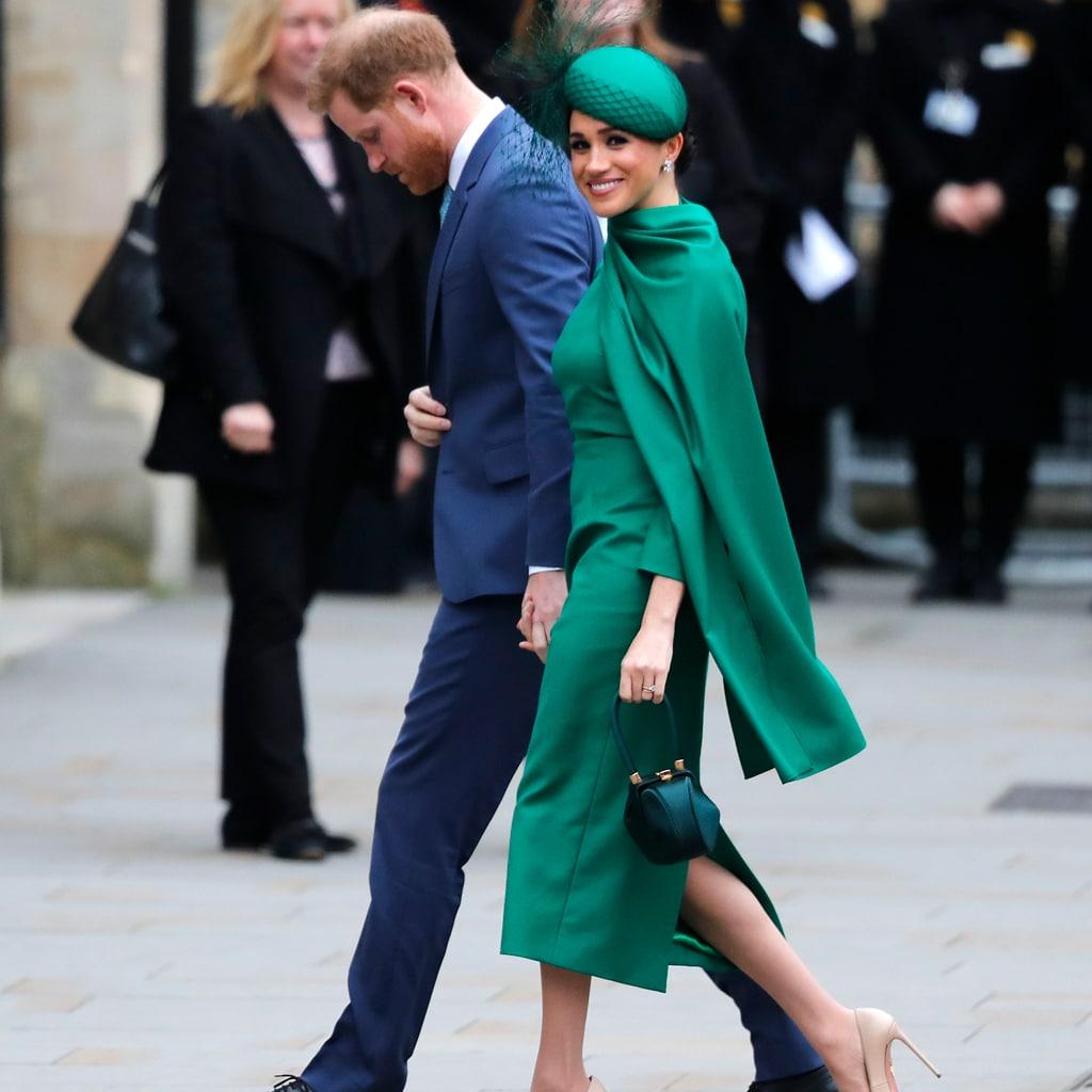 最後の公務でメーガン妃が選んだドレスは何色?最上級のロイヤルファッション4選