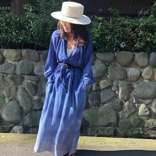 【スタイリストの日焼け対策】長袖でも涼しいコーディネートで朝散歩