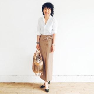 「GINZA」元編集長が教える・大人のおしゃれは「3パターン」あればいい【山際恵美子さん短期集中連載①】