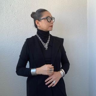 【50代ファッション】2021年注目のシルバージュエリー4選