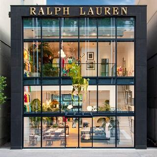 日本最大級のカフェも併設!ラルフ ローレンの期間限定ストアが銀座にオープン