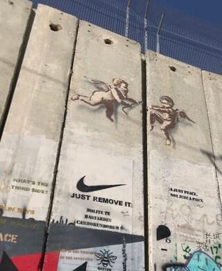 パレスチナ、そしてバンクシー。