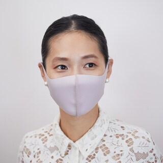 【マスクの色別メイク】ベージュマスクにはアプリコットカラーでナチュラル美人