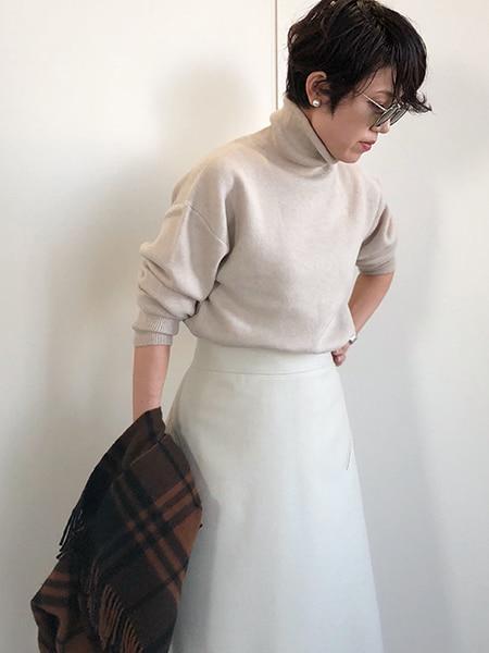 シンプル代表・昼田祥子さんがセレクト! 冬中頼れるブーツが欲しい!スライダー1_4