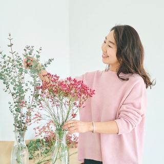 福田麻琴さんがこの春挑戦したいカラー、外時間、書くこと[PR]