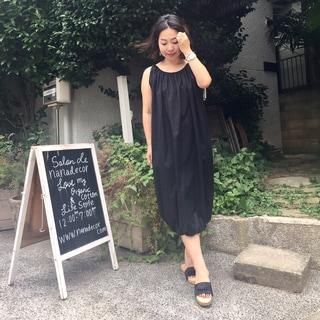 大好きなナナデェコール訪問!オーガニックコットンでもっと自分を労わることに決めた金曜の午後(笑) by川良咲子