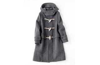 私のお気に入りブランド「リラクス」でコートを
