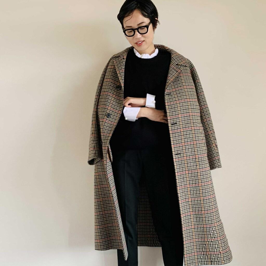 冬は「ユニクロ」2枚とコートがあればいい!ファッションエディターの結論とは
