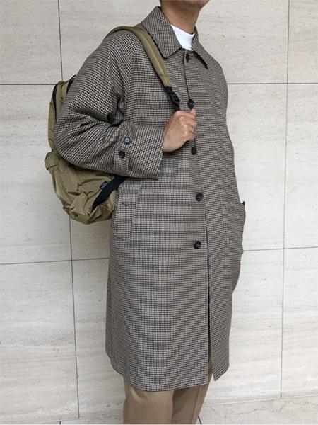 編集部柳田がセレクト!秋から冬まで着られる、まず買っておきたいメンズコート3選スライダー2_3