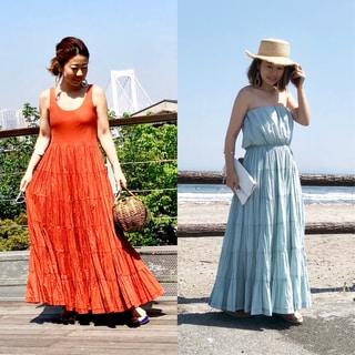 リゾート休暇を盛り上げたくて ~マリハのワンピース~ by鈴木亜矢子