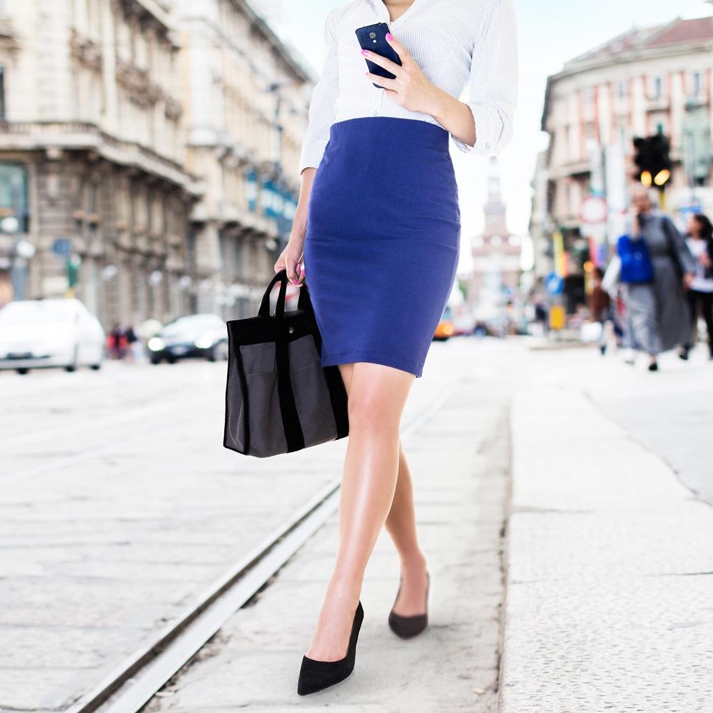 昔と今のコンサバファッションの違い。何を変えるとあか抜ける?