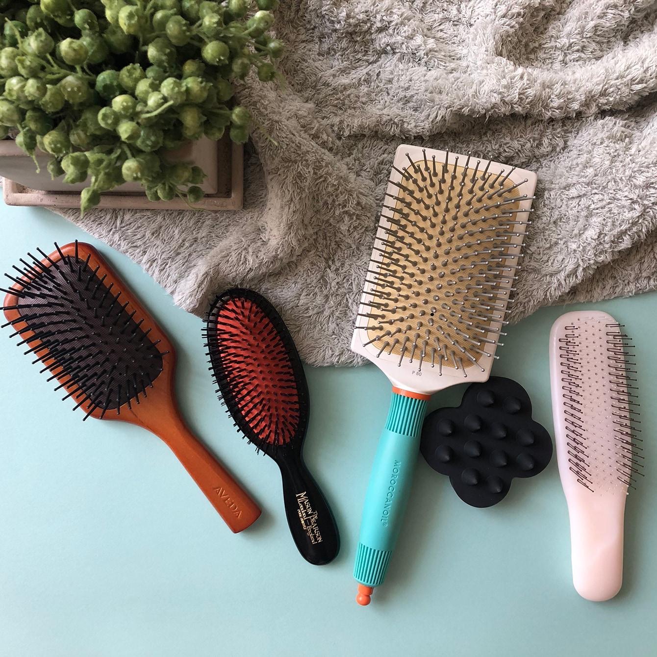 大人の髪と頭皮ケアのためのヘアドライヤー&ブラシ「投資する価値のある厳選アイテム」