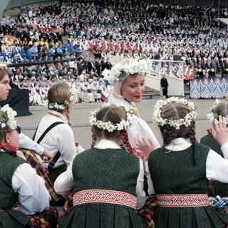 国内最大のお祭り「歌の祭典」 リトアニアの旅 vol.3