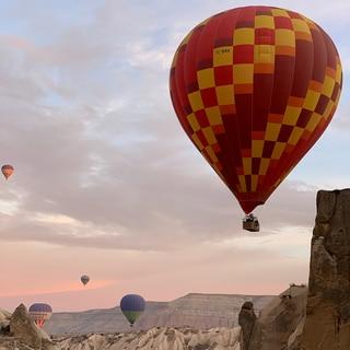 今はおうちでエア旅行。行けるようになったら、歴史と絶景のトルコへ!