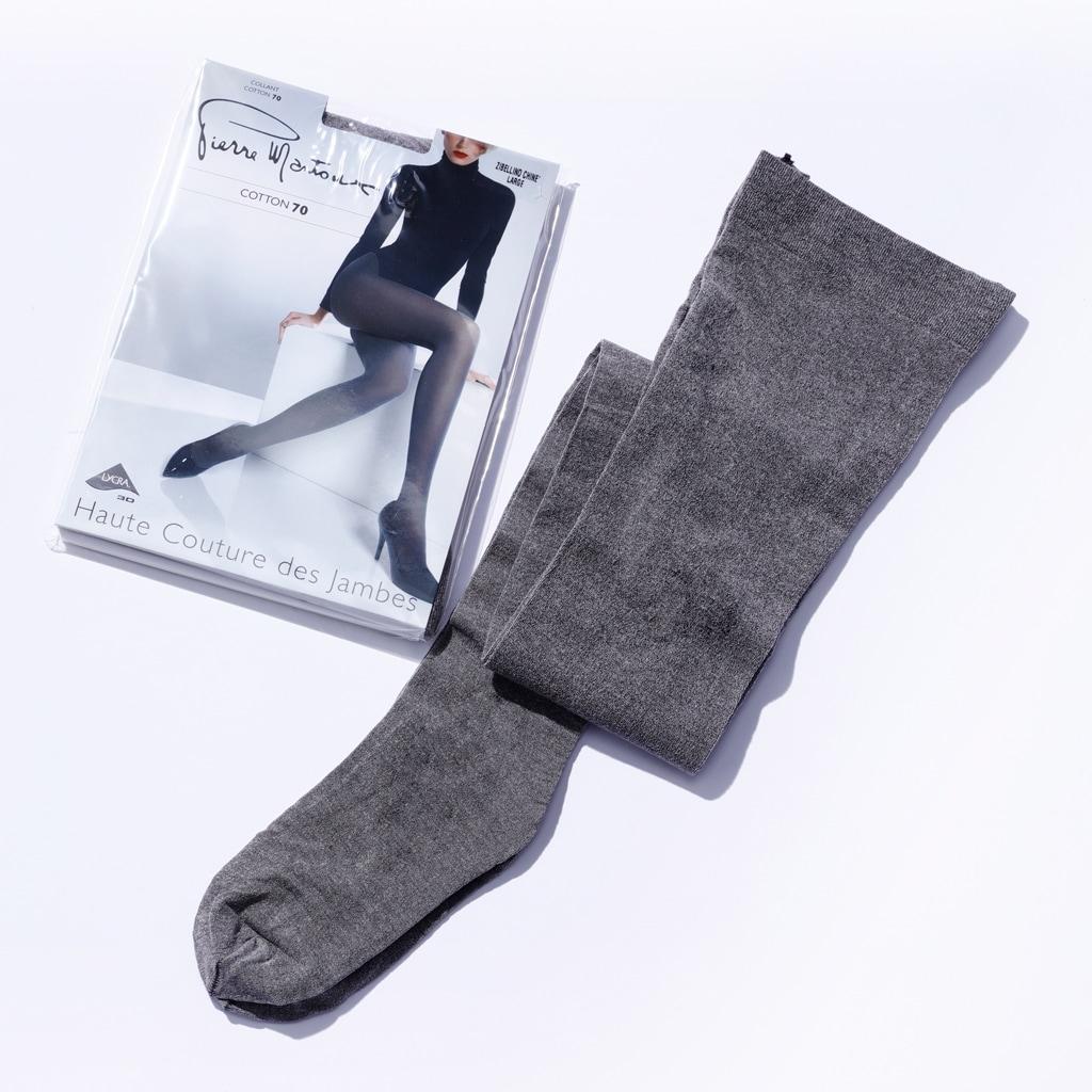スタイリストの愛用品。冬のあったかタイツ&靴下