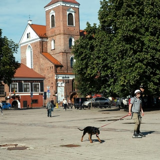リトアニア第二の都市、カウナスのこと リトアニアの旅 vol.4