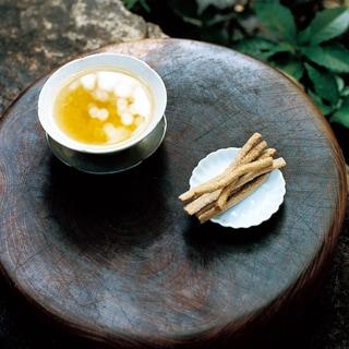 野村友里さん特製!冬に作りたい簡単お茶菓子。
