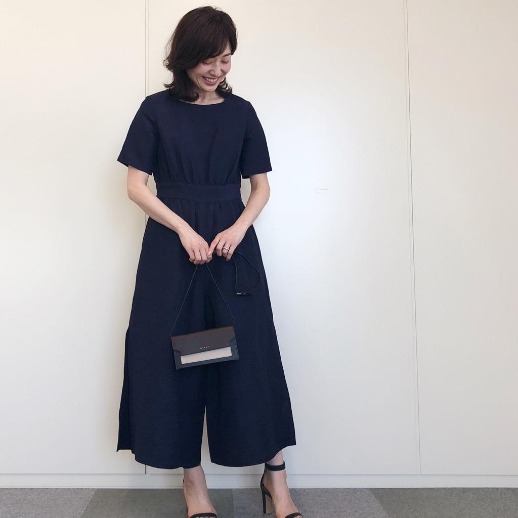フェミニン代表・山根亜希子さんがセレクト!初めましての季節に。「私のオケージョンスタイル」