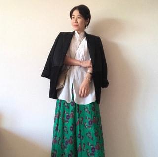 """1枚の""""ドレスシャツ""""から広がる春!"""