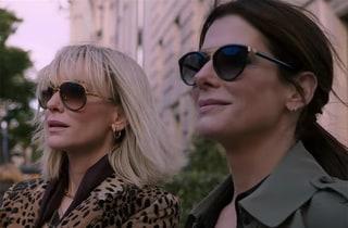 女だらけの華麗なる犯罪集団『オーシャンズ8』のトレイラーフル映像、ついに解禁!