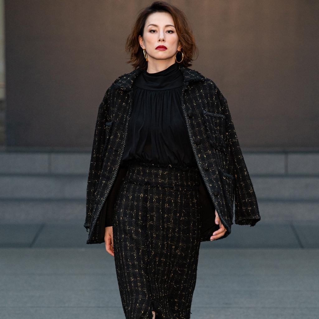 米倉涼子が明かす妹のようなヨンアのブランド「COEL(コエル)」ファッションショーの舞台裏