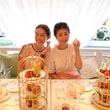 神戸に可愛いCh Tea Room♡オープン。