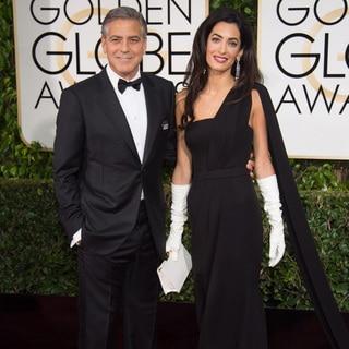 女優もかすむ存在感!G・クルーニー妻、アマルの魅力とは?