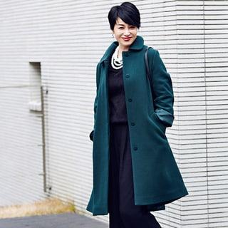 """40代からのおしゃれ""""短めヘア""""カタログ vol.1【東京編】"""