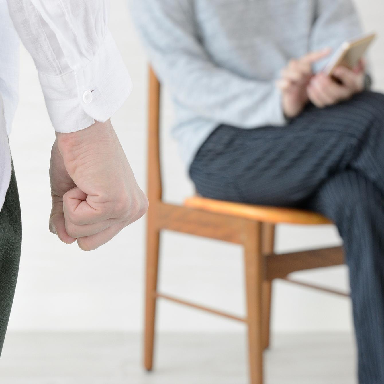 夫に精神的にも経済的にもDVをされた挙げ句、してもいない暴力で訴えられた話
