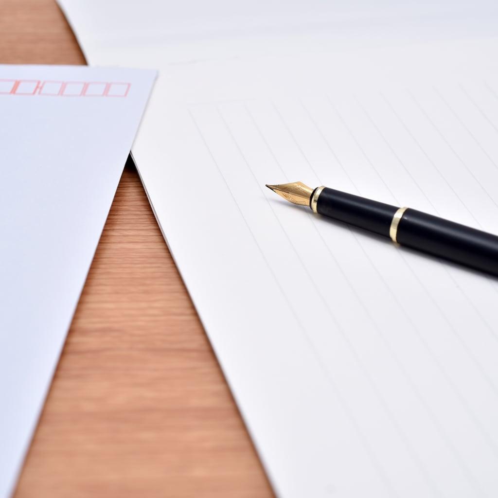 中谷美紀さんの結婚報告が絶賛された理由は?手紙の格が上がる基本マナー