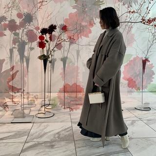 春を感じるアートな花の展示会へ!