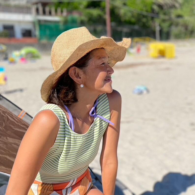 夏のお出かけには、いつでも、どこでも。キジマ タカユキの帽子が欠かせません