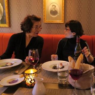 【母とヨーロッパへ行く】第7回 何をどこで食べるか。母との旅の食事問題