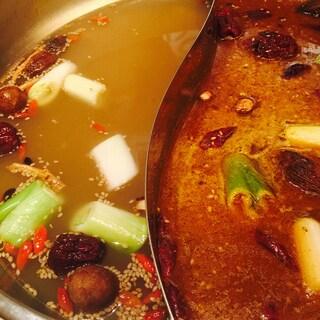 暑い日には熱い鍋が正しいです!