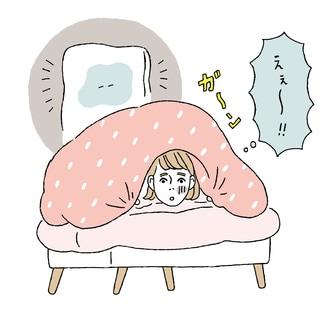 朝起きて愕然…最近、大人の「おねしょ」が増えているワケ