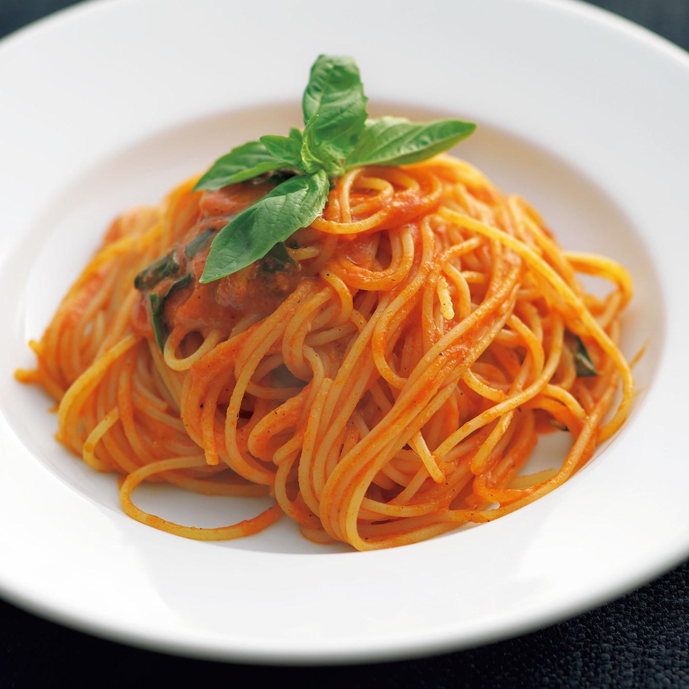 トマトジュースで簡単!ラ・ベットラ落合シェフ直伝「トマトのバターパルミジャーノ」