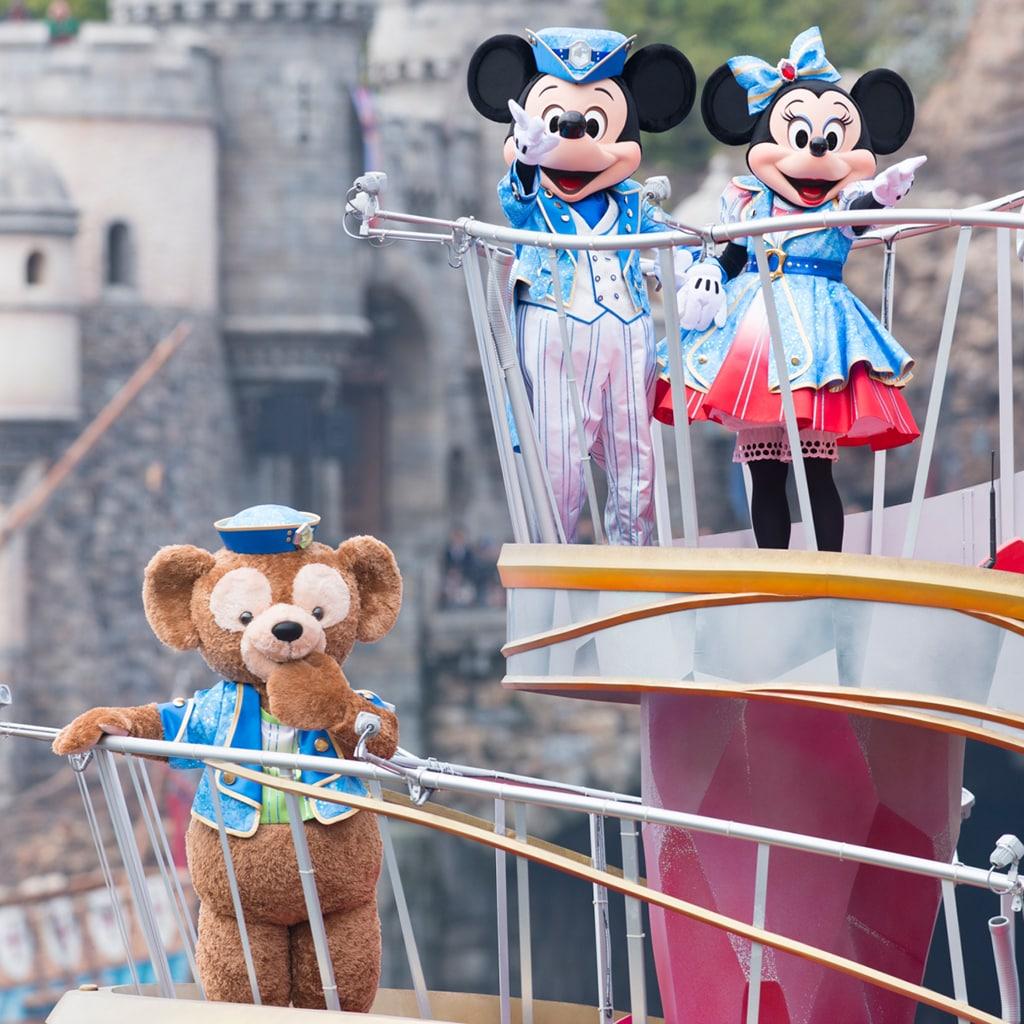 """東京ディズニーシー開園15周年。テーマは""""wish(願い)"""""""