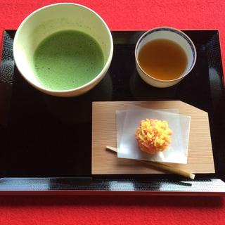 日本ならではの「お茶の時間」