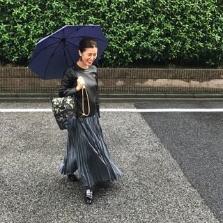 雨の金曜日。髪や靴や傘の準備はどうする?